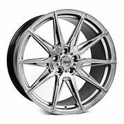 20 Adv1 Adv5.0 Silver 20x9 Forged Concave Wheels Rims Fits Toyota Camry