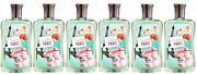 6 Bath And Body Works Signature Collection Sweet On Paris Body Wash Shower Gel