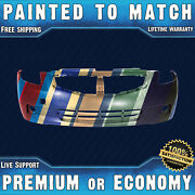New Painted To Match Front Bumper Cover Fascia For 2008 2009 Nissan Altima Coupe