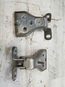2004-2008 Ford F150 Pickup Front Right Door Hinges Upper Lower Oem 122394