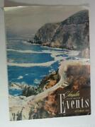 Chrysler Events Owners Magazine 9 Sept 1950 Acapulco Mexico Cover