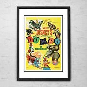 Disney Movie Posters | 18 To Choose From | Available Framed Or Unframed
