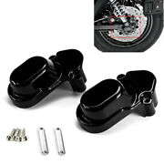 Rear Axle Covers Wheel Shaft Cap Side Protector For Harley Sportster Xl 1200 883