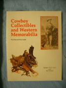 Cowboy Collectibles And Western Memorabilia By Ball And Vebell Free Shipping
