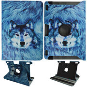 Case For Kindel Fire Hdx 8.9 Inch Tablet Shell Cover 360 Folio Stand Not Hd 8.9