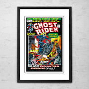 Comic Book Posters | 13 To Choose From | Available Framed Or Unframed