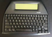 Alphasmart Neo 2 Portable Word Processor. No Usb Cable. Batteries Included