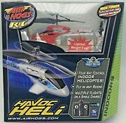 Air Hogs Havoc Heli Rc Red Zinta Aircraft Helicopter Indoors Spin Masters