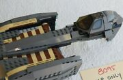 Lego 8095 Star Wars General Grievous' Starfighter Parts Previously Glued