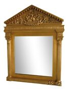 36662 Friedman Brothers 7022 Neo-classical Gold Frame Mirror New