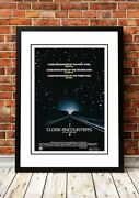 Classic Sci Fi Movie Posters   17 To Choose From   Available Framed Or Unframed