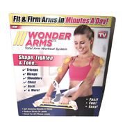 Wonder Arms Total Workout System Resistance Training As Seen On Tv Nib
