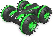 Free To Fly Remote Control Car Boat Truck 4wd 6ch 2.4ghz Land Water 2 In 1 Rc To