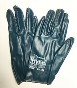 Ansell Edmont Fully Coated Nitrile Work Gloves Womenand039s Large