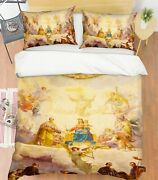 3d Religion Our Lady Angel Kep270 Bed Pillowcases Quilt Duvet Cover Kay