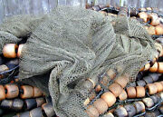 Fish-fishing Nets - Used Commercial Knot-less Netting 3 Sizes