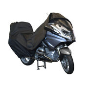Ds Covers Alfa Outdoor Rain Frost Uv Cover Fits Moto Guzzi V 11 With Top Box