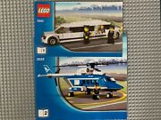 Lego 3222 - Helicopter And Limousine - Used, Completed With Instructions