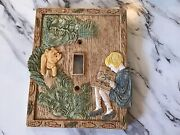 Disney Classic Pooh Light Switch Plate Cover New Nwt