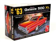 Amt 1963 Ford Galaxie 1/25 Model Kit Amt1186-new