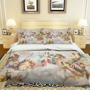 3d Our Lady Religion Angel Kep9344 Bed Pillowcases Quilt Duvet Cover Kay