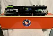 ✅lionel Legacy Norfolk Southern Go Rail Sd60e Diesel Engine 6-83421 Ns Heritage