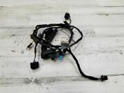2001-2006 Bmw 325i Convertible Front Right Door Wiring Harness Oem 128952