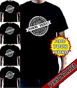 Rubber Stamp T Shirt Polish Hungarian Lithuanian / Add Your Own Country Word Etc