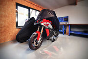 Ds Covers Flexx Indoor Premium Stretch-fit Dust Cover Fits Honda Vfr 750 F