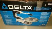Professional Quality Delta Ss250 16-inch Variable Speed Scroll Saw, New Cond.