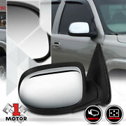 [r] Passenger Side Power Foldable Replacement Mirror For 99-02 Silverado/sierra