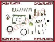 Brand New Royal Enfield 350cc Mikcarb Vm24 Carb Overhaul Kit - Best Quality