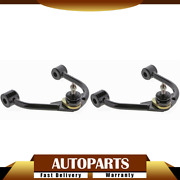 2x Mevotech Supremefront Upper Control Arm W/ Ball Joint Fit 05-18 Frontier