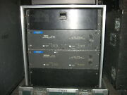 Nrd 8000 Dimmers 16 Channels. 13u Pull Over Rack Controller Drawer Finish Panel.
