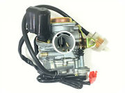 Carburetor For Gy6 49cc 50cc Four Stroke Chinese Scooter Moped Taotao Kymco