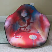 Futura2000 X Modernica Bedford Ave And East Broadway Upholstered Arm Shell 34/50