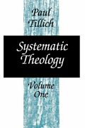 Systematic Theology, Volume 1 By Tillich New 9780226803371 Fast Free Shipping..