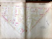 New Haven, Ct Map From 1888 Atlas - Original - Plate 5 - State Hospital