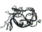 Dash Wire Wiring Harness From Vin M45255 Oem Jaguar S-type 2003 03 2004 04