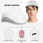 180 Diodes Laser Hair Loss Regrowth Growth Treatment Cap Helmet Therapy Alopecia