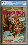 Brave And The Bold 43 Cgc 9.2 Ow Pages