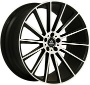 22 Rims For S Class S63 S550 S500 S450 Chassis W220 W221