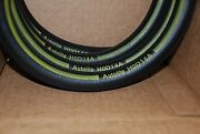 1970 Mustang Heater Hose Autolite - Black With Yellow Stripe Date Code H0d14a