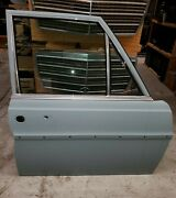 Mercedes W108 Oem Genuine Front Right Passenger Side Door With Manual Window