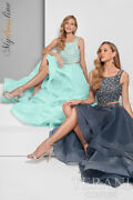 Terani Couture 1711p2692 Evening Dress Lowest Price Guarantee New Authentic