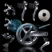 New 2021 Shimano Ultegra R8000 Groupset Group 50/34t 53/39t 172.5mm 175mm 170mm
