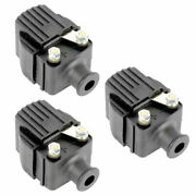 Ignition Coil For Mercury Outboard 90hp 90 Hp Engine 1987-1998 3-pack