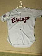 Jeff Torberg Game Used Chicago White Sox 1990 All Star Game Jersey Wrigley Field