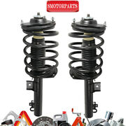 Set2 Front Quick Strut Shock W/mount For 96-05 Mercury Sable 96-07 Ford Taurus