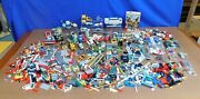 Huge Lot Of Misc. Lego City And Other Pieces Parts And Misc Characters 25lbs.